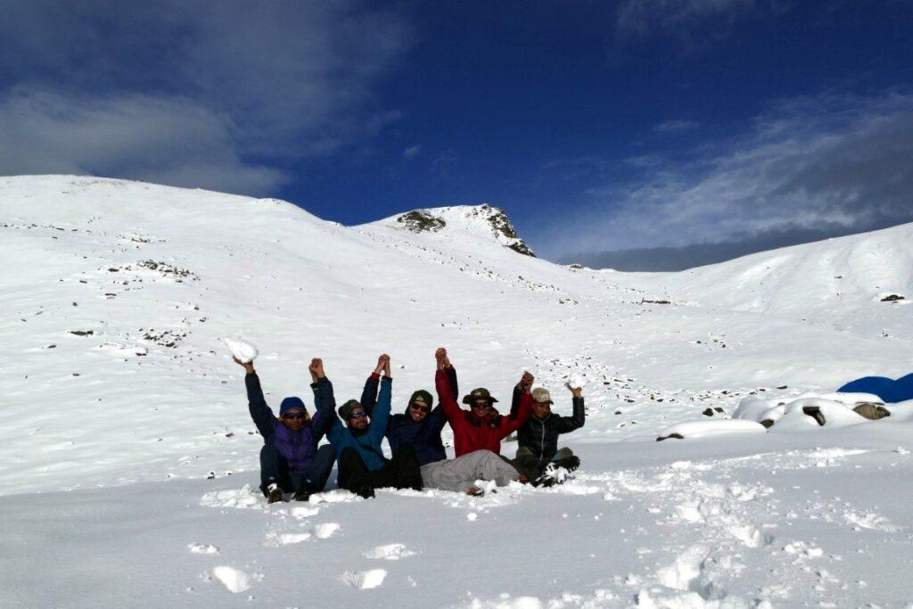 Solang Snow