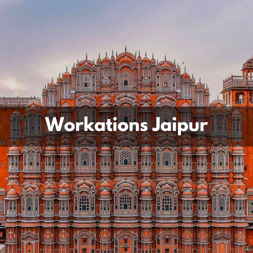 workations jaipur