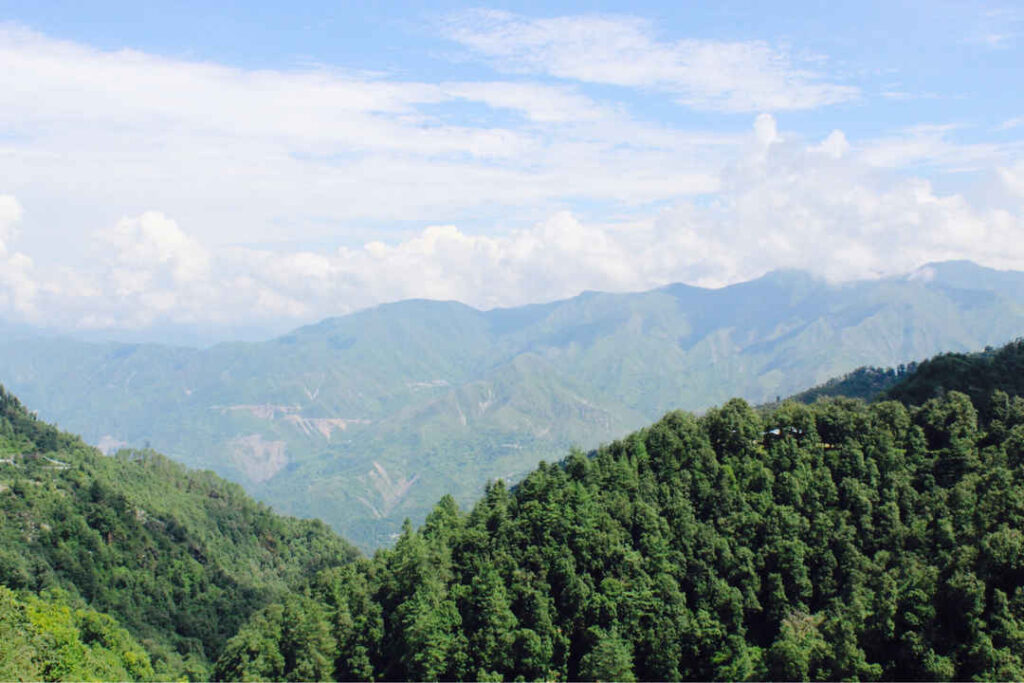 Mussoorie workation